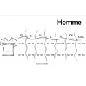 tailles hommes