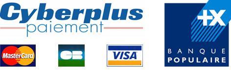 CYBERPLUS paiement 100% sécurisé